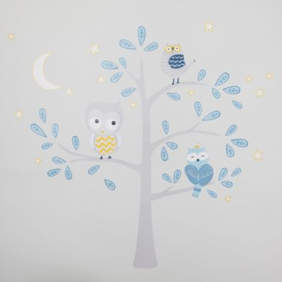 Lambs & Ivy® Night Owl Jumbo Wall Decals