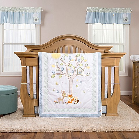 Trend Lab 174 Forest Tales Crib Bedding Collection Www