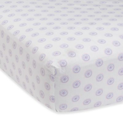 Lambs & Ivy® Mackenzie Fitted Crib Sheet