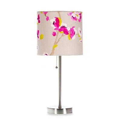Glenna Jean Blossom Mod Lamp Base with Shade