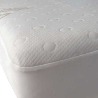 Breathable Waterproof Mattress Pad