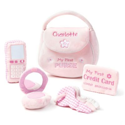 Gund® My First Purse Play Set