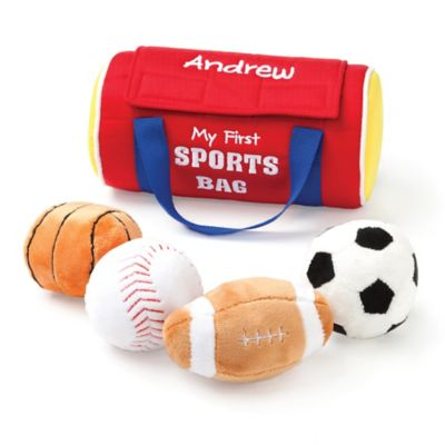 Gund® My First Sports Bag Play Set