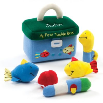 Gund® My First Tackle Box Play Set