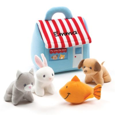 Gund® My First Pet Shop Play Set
