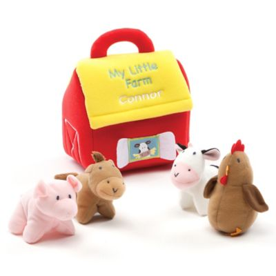Gund® My First Little Farm Play Set