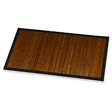 Oasis Bamboo Brown Rug