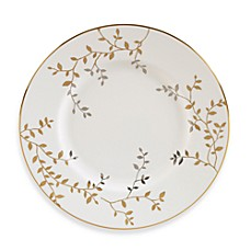 Vera Wang Wedgwood® Gilded Leaf 9-Inch Accent Plate