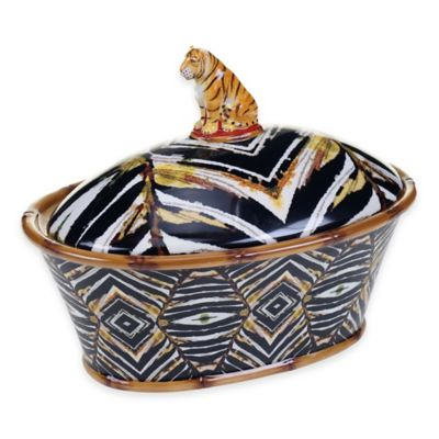 Tracy Porter Covered Bowl