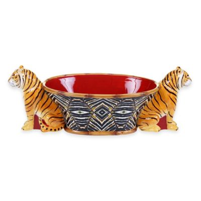 Tracy Porter® Poetic Wanderlust® Imperial Bengal Centerpiece Bowl