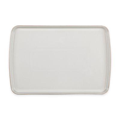 Denby Natural Canvas15.25-Inch Rectangular Platter