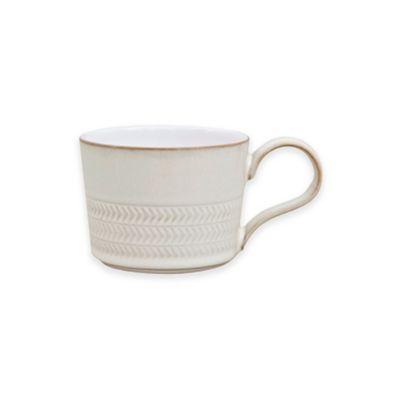 Denby Natural Canvas Textured Cup