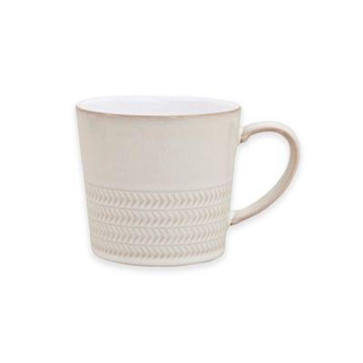 Denby Natural Canvas Large Textured Mug