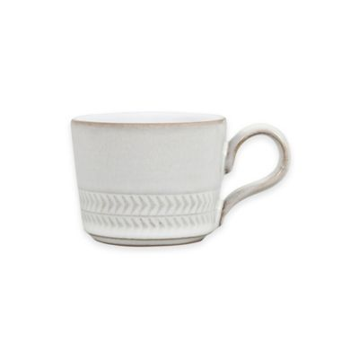 Denby Natural Canvas Textured Espresso Cup
