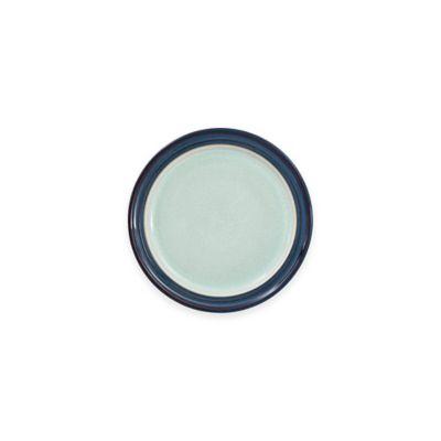 Blue Tea Plate