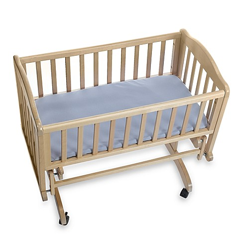 kidsline™ Jersey Knit Cradle Sheet in Lavender
