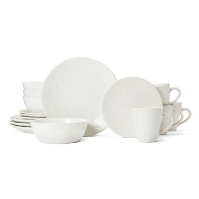 Pfaltzgraff® Landen White 16-Piece Dinnerware Set