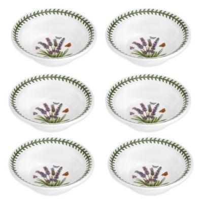 Portmeirion® Botanic Garden Soup Bowls (Set of 6)