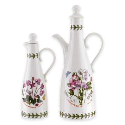 Portmeirion® Botanic Garden Oil & Vinegar Set
