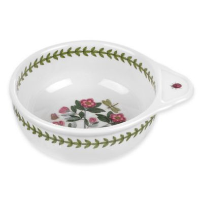 Portmeirion® Botanic Garden Round Baking Dish with Single Handle