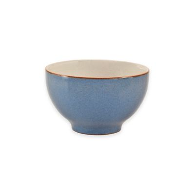 Denby Heritage Fountain Small Bowl in Blue