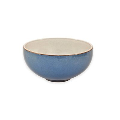 Denby Heritage Fountain All Purpose Bowl in Blue