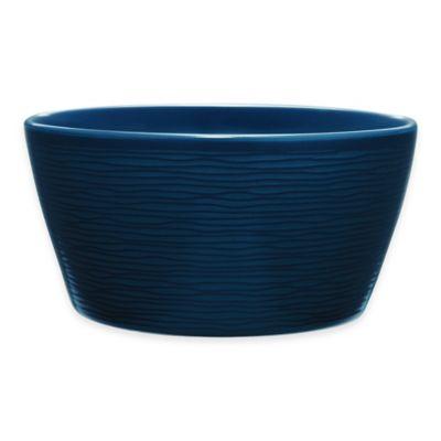 Noritake® Navy on Navy Swirl Soup/Cereal Bowl