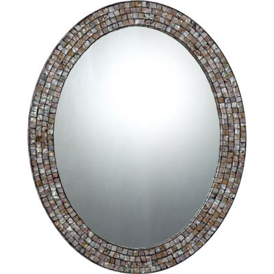 Quoizel Oval Mirror