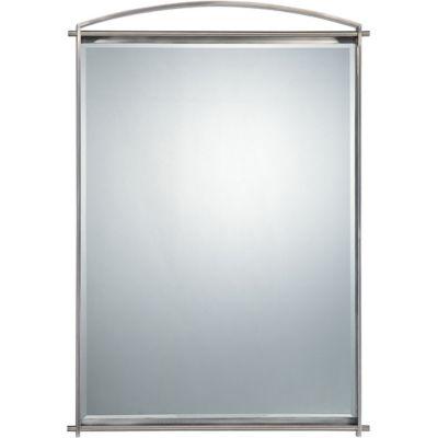 25.5-Inch Glass Mirror