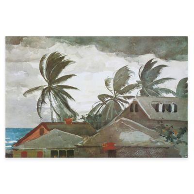Winslow Homer Hurricane Bahamas Wall Art