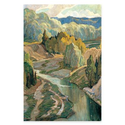 Carmichael The Valley Canvas Wall Art