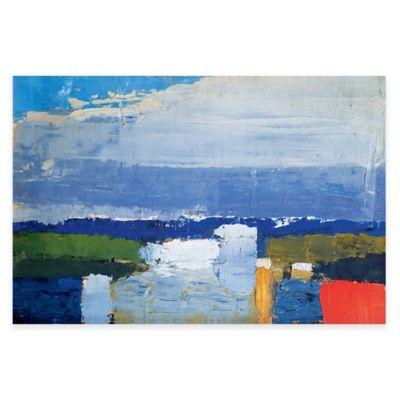 De Staël Noon Landscape Canvas Wall Art