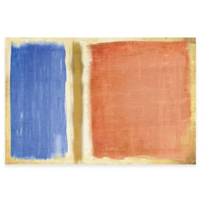 Carmine Thorner Large Quadrate I Canvas Wall Art
