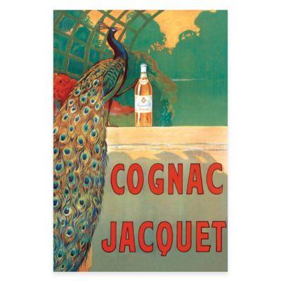Leonetto Cappiello Cognac Jacquet Canvas Wall Art