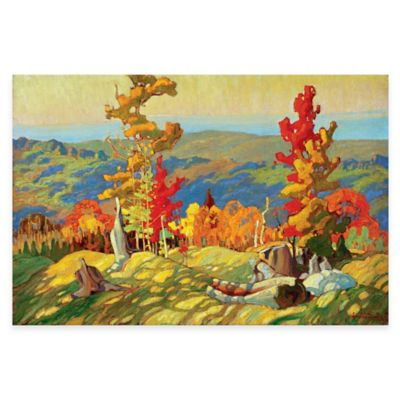 Carmichael Autumn Northland Canvas Wall Art