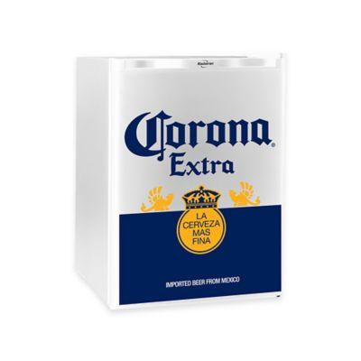 Koolatron Corona 70-Liter Compact Beer Refrigerator in White