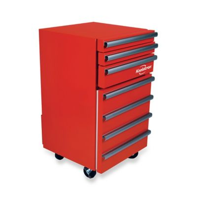 Koolatron Tool Chest Fridge in Red