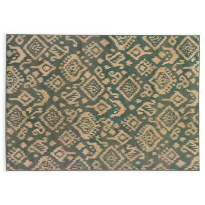 Oriental Weavers ELLA Tribal 3-Foot 3-Inch x 5-Foot 5-Inch Accent Rug in Blue