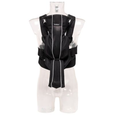 BABYBJORN® Mesh Baby Carrier Active in Black