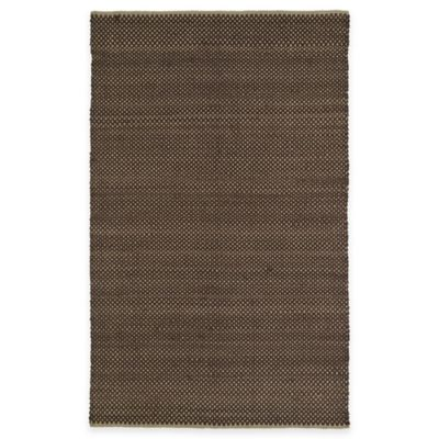 1 9 Brown Area Rug