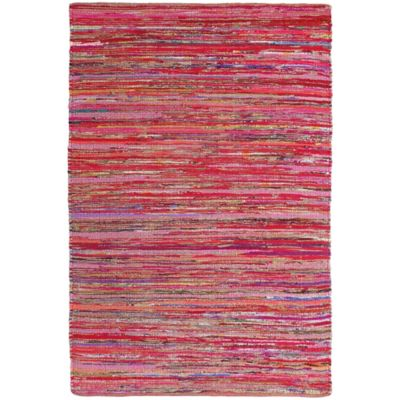 5 x 7 Red Area Rug