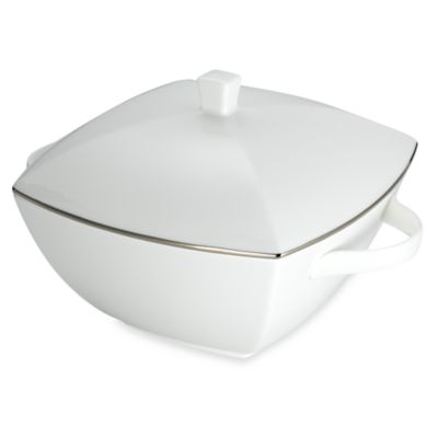Mikasa® Couture Platinum Covered Casserole Dish