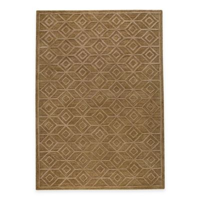 M.A. Trading Alhambra 8-Foot x 10-Foot Area Rug in Brown