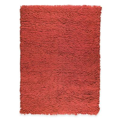M.A. Trading Berber Plush 8-Foot 3-Inch x 11-Foot 6-Inch Area Rug in Red