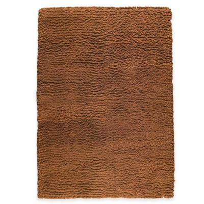M.A. Trading Berber Plush 8-Foot 3-Inch x 11-Foot 6-Inch Area Rug in Bronze