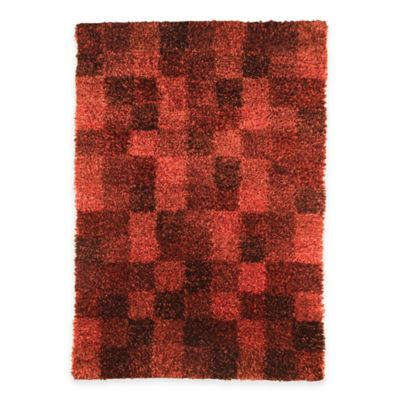 Brick Red Area Rugs