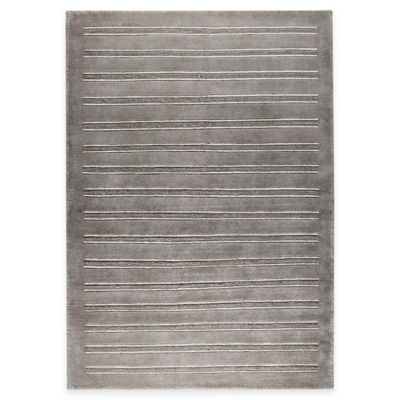 M.A. Trading Chicago 3-Foot x 5-Foot 4-Inch Area Rug in Grey