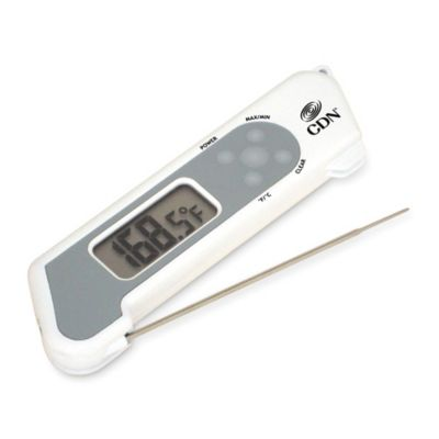 CDN ProAccurate® Folding Thermocouple Thermometer