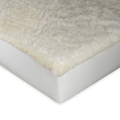 myDual™ Wool Crib Mattress Pad