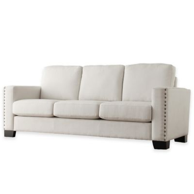 Grey Accent Sofa
